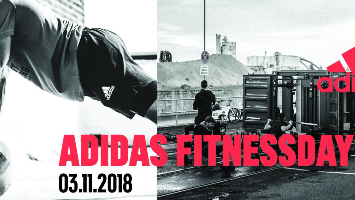 adidas Fitnessday 03.11.18