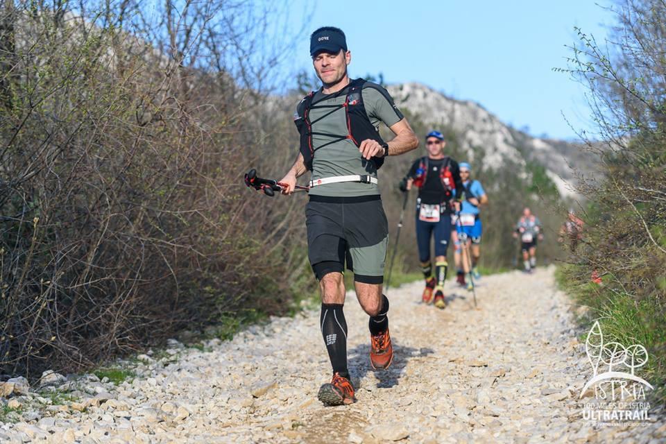 """""""100 Miles of Istria Ultratrail"""" 168 km am Stück laufen. Ein Erlebnisbericht von Alexander Bauer"""
