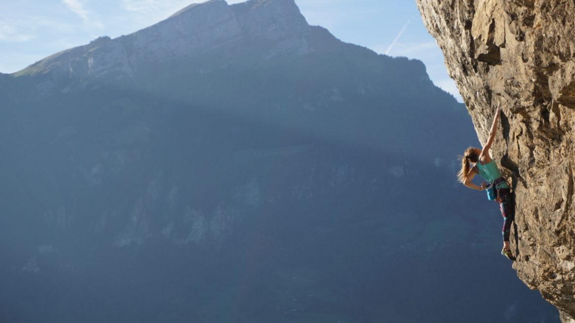 Klettertrip von Sofie Paulus – Erster Halt Céüse in Frankreich