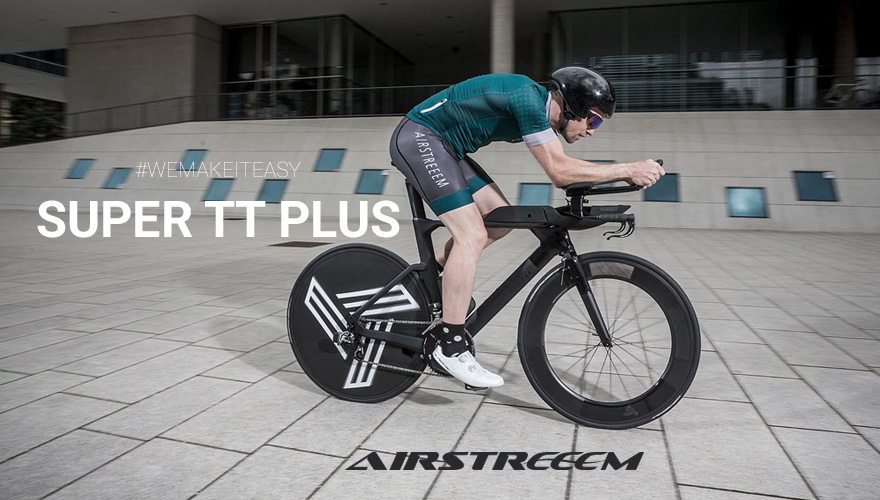 Triathlonrad Airstreeem Super TT Plus