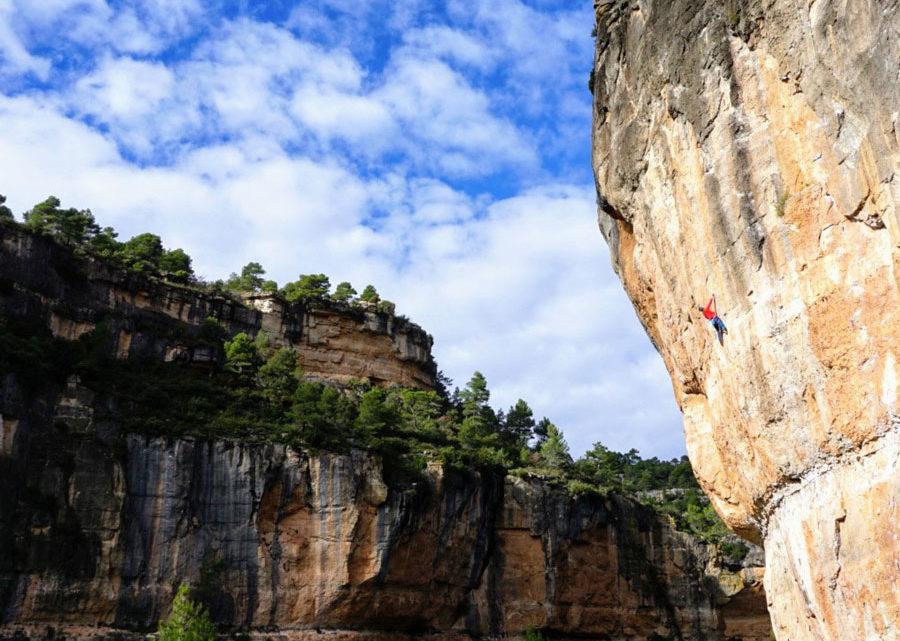 Der Klettertrip von Sofie Paulus geht weiter- nächster Halt Spanien