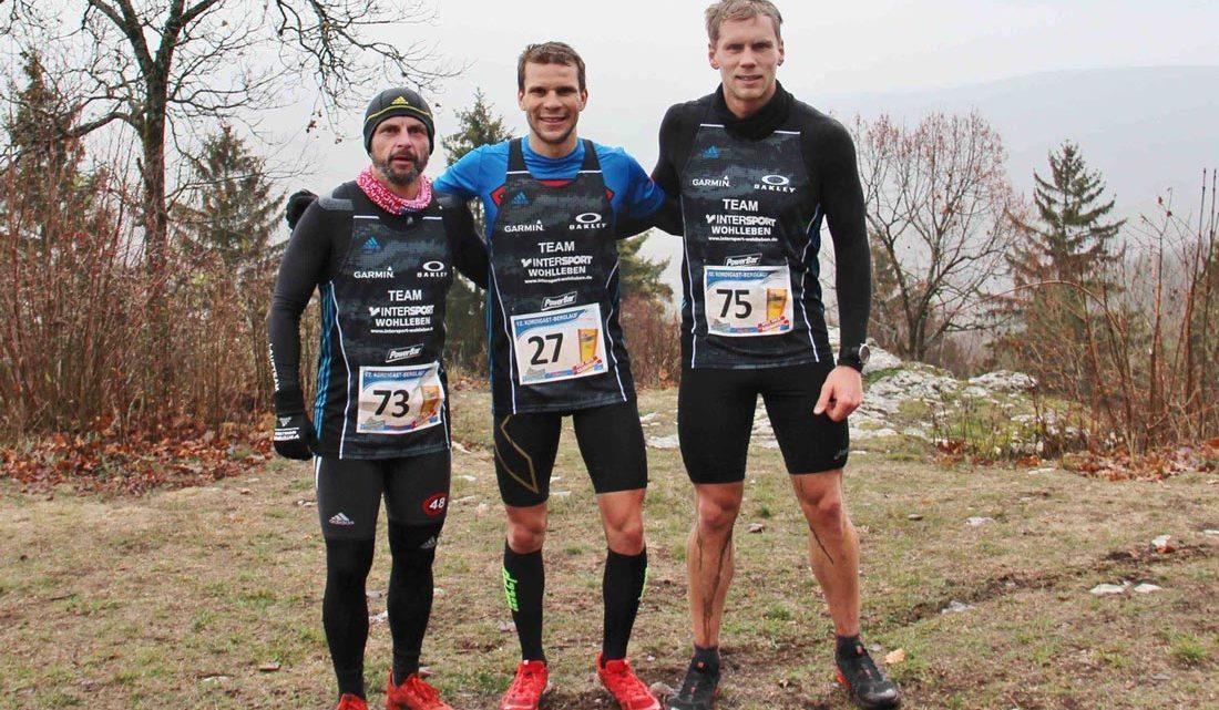 Daniel Götz gewinnt Kordigastberglauf mit Streckenrekord