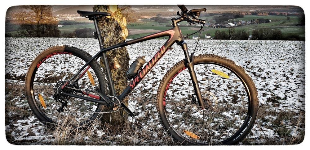 Radfahren im Winter und Alternativ-Training