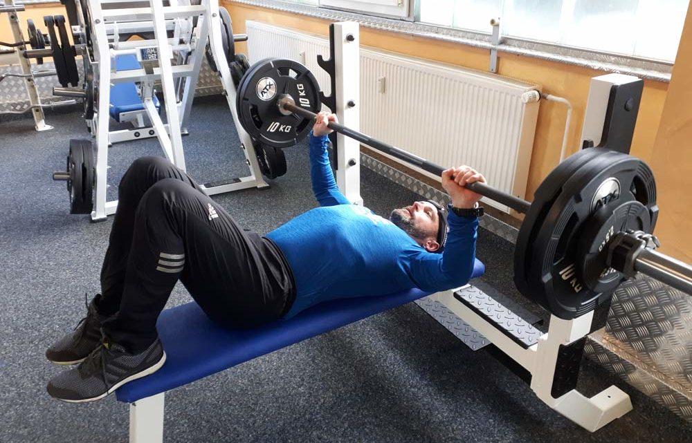 Muskelaufbau durch Krafttraining als Verletzungsprophylaxe