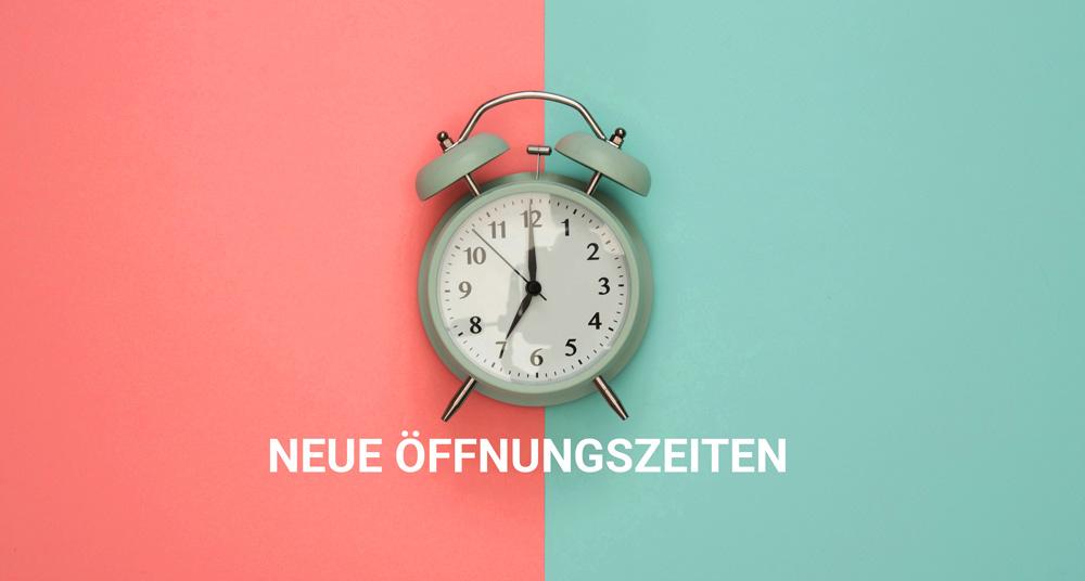 Neue Öffnungszeiten Filiale Dörfles-Esbach