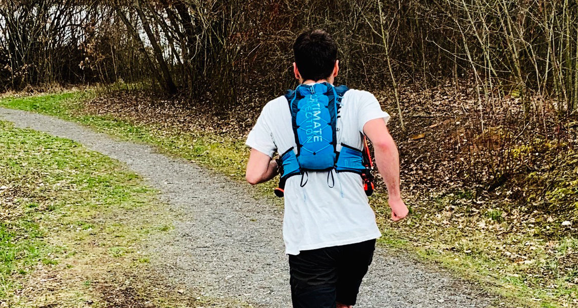 Der Ultimate Direction Laufrucksack Mountain Vest 4.0 im Test