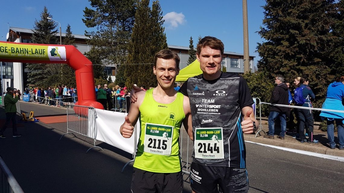 Daniel Götz läuft fantastische 67:54 Min im Halbmarathon