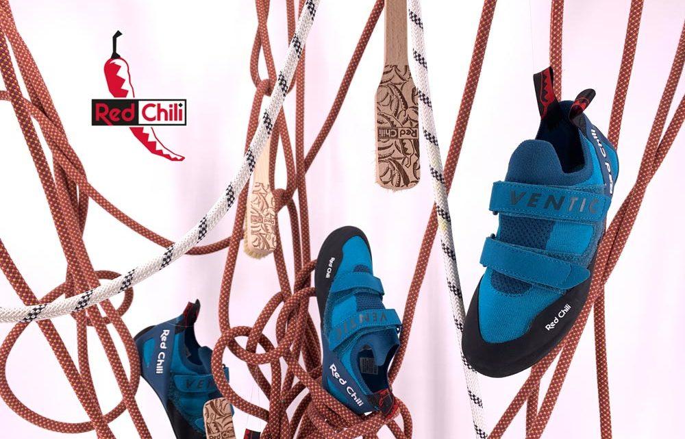 Red Chili. Wir stellen Euch die neue Kletterschuhmarke vor