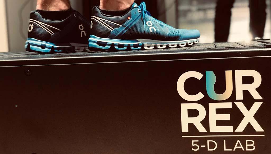 Dein Weg zum perfekten Lauf – CURREX 5-D LAB
