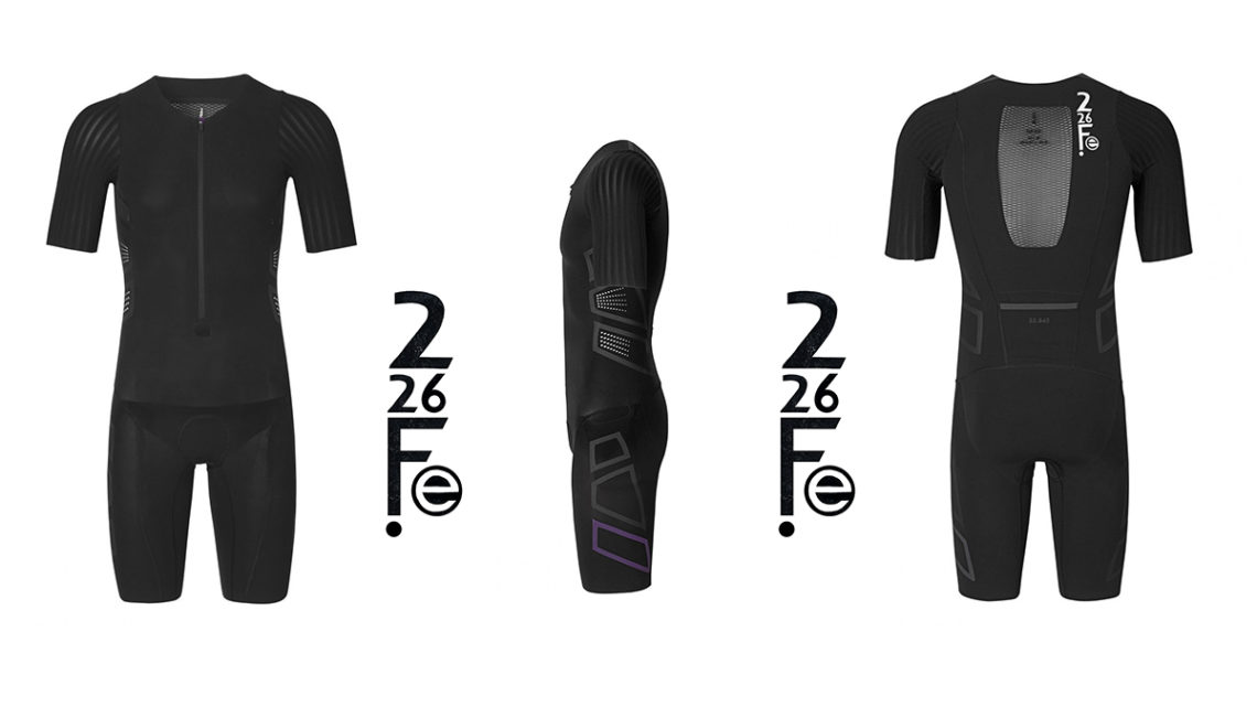 Fe226 AeroForce sleeved Tri Suit – Schwimmtest