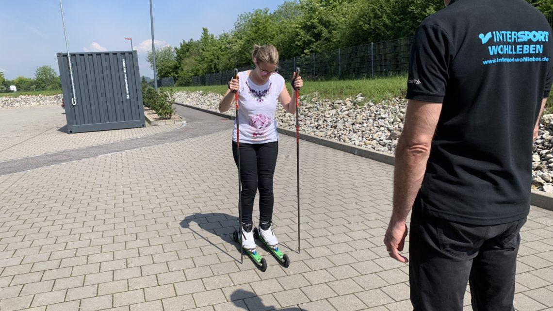 ComfortskateS Skiroller im Test