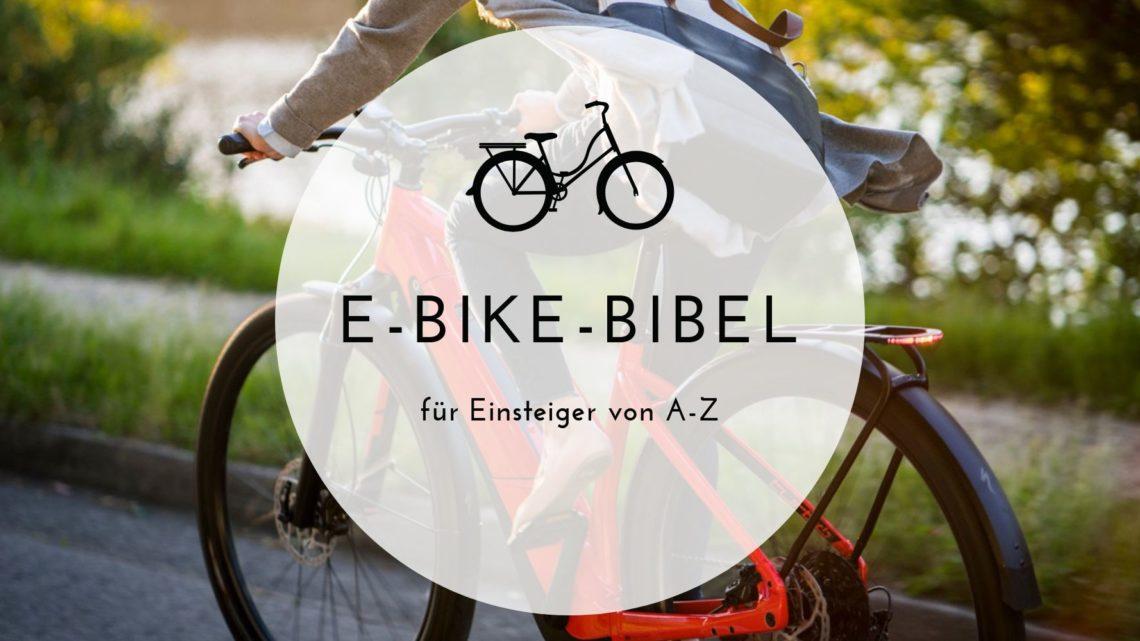 E-Bike-Bibel für Einsteiger
