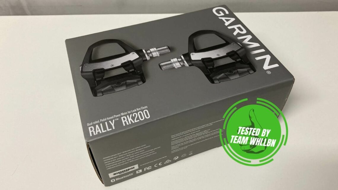 Testbericht – Garmin Rally Pedale