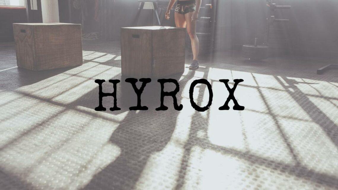 Was ist eigentlich dieses Hyrox?