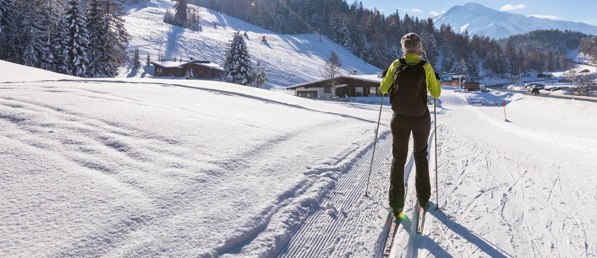 Langlaufkurs im Leutaschtal mit Intersport Wohlleben