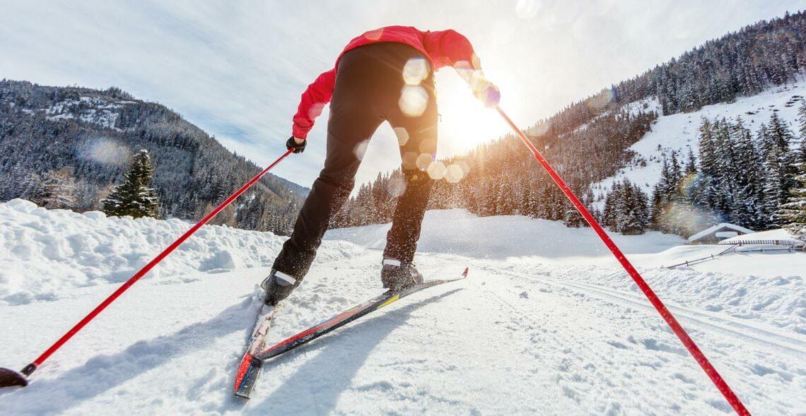 Langlaufopening von Intersport Wohlleben und Nordic Academy