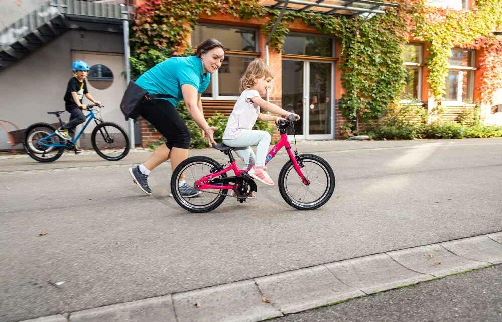 Pyro Bikes – innovative Kinderfahrräder in Small & Large