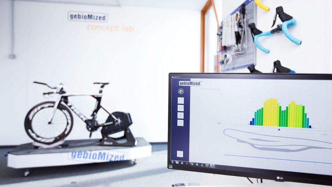 Mit gebioMized die Zukunft des Fahrradsattels erleben