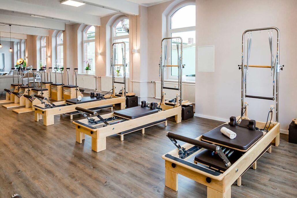 Pilatesloft Brodaway Trainingsbereich