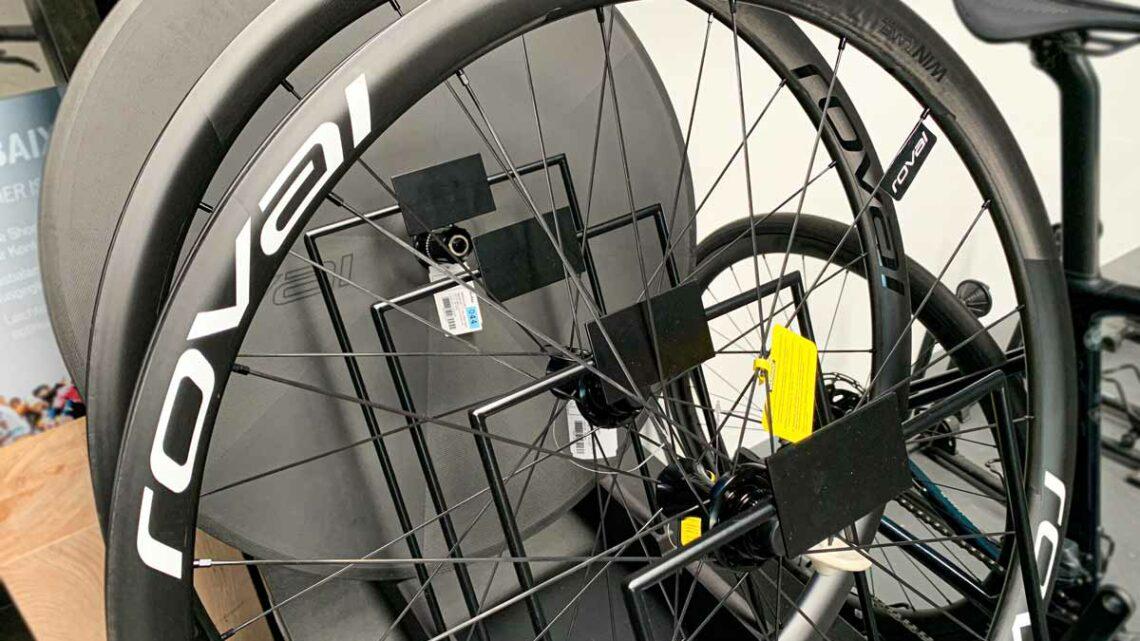 Die neuen Roval CLX Laufräder