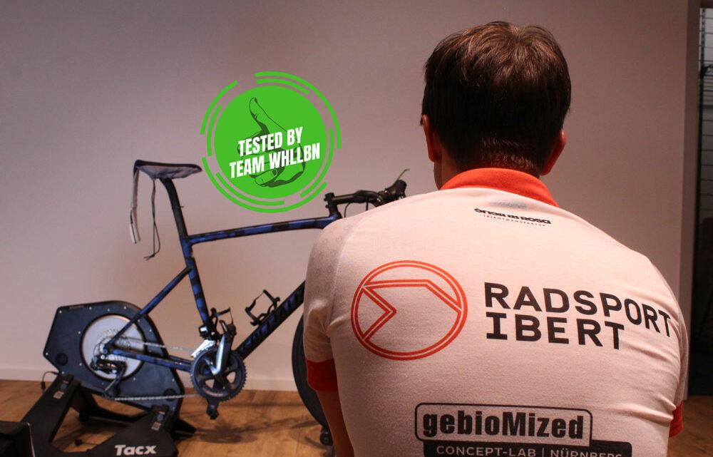 Bikefitting mit Radsport Ibert. Tested by Team Wohlleben