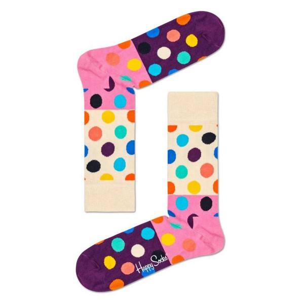 Socken Big Dot Block