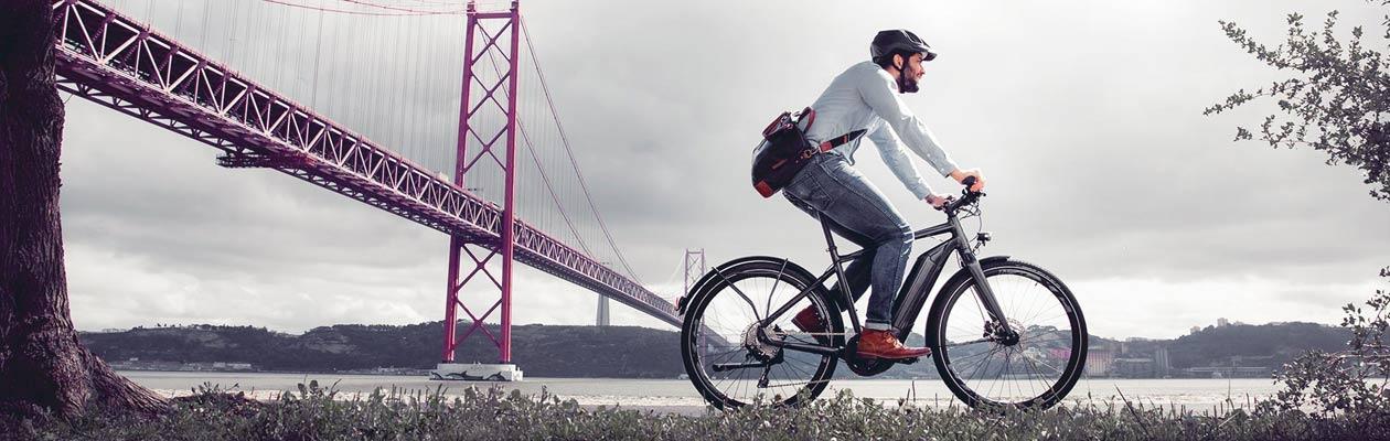 E Trekkinrad und E-Trekkingbike online kaufen