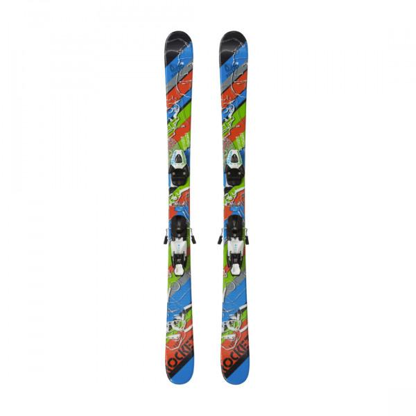 Kinder Ski Rocket ET + Bindung 2016/17