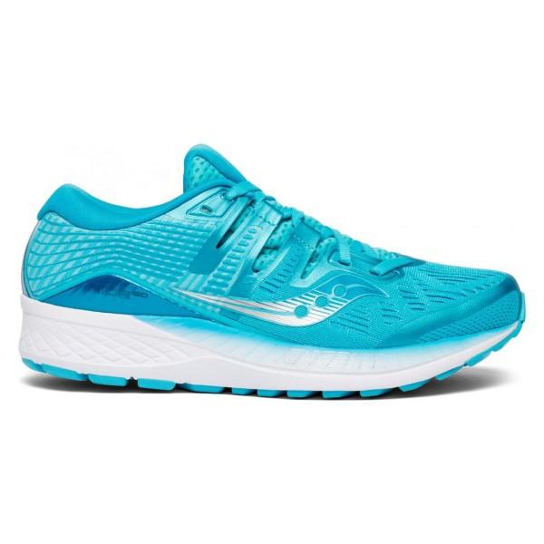 Damen Laufschuhe Ride ISO Blue