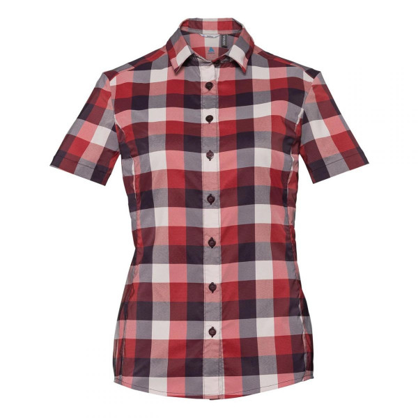 Damen Bluse Kumano Check