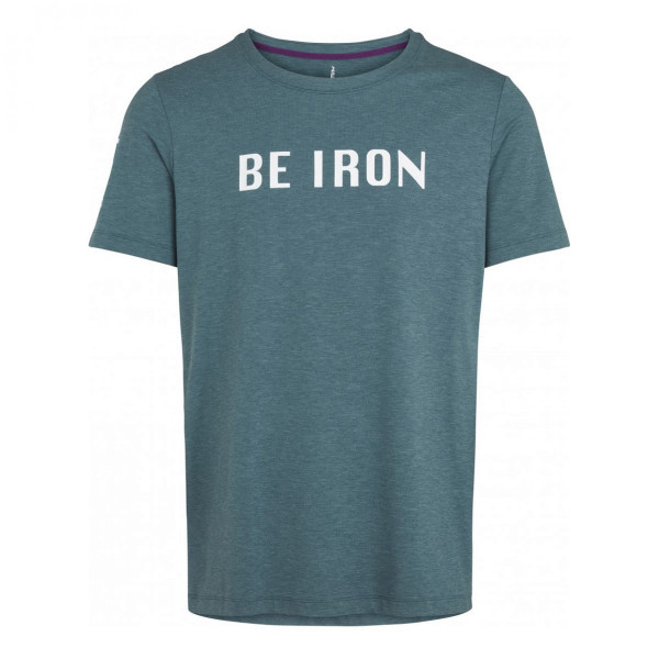 Herren BE IRON DryRun Tee Men
