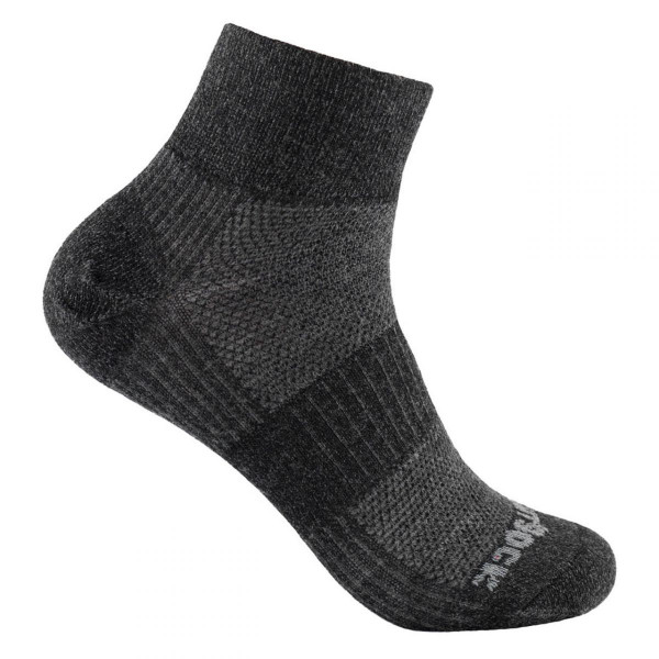 Herren Laufsocken Coolmesh II Merino Quarter