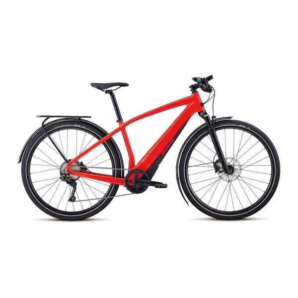 Herren E Bike Turbo Vado 4.0 rot
