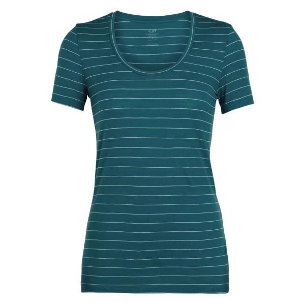 Damen T-Shirt Tech Lite Shortsleeve Scoop