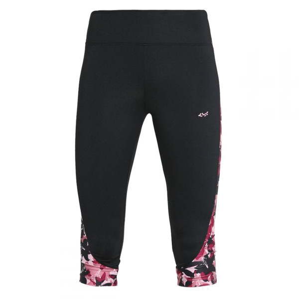 Damen Leggings Vivid Block Capri