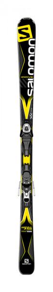 Allmountain Ski X-Drive 7.5 + Bindung 2016/17