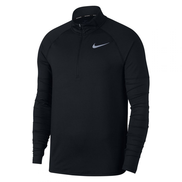 Herren Laufshirt 1/2 Zip Element