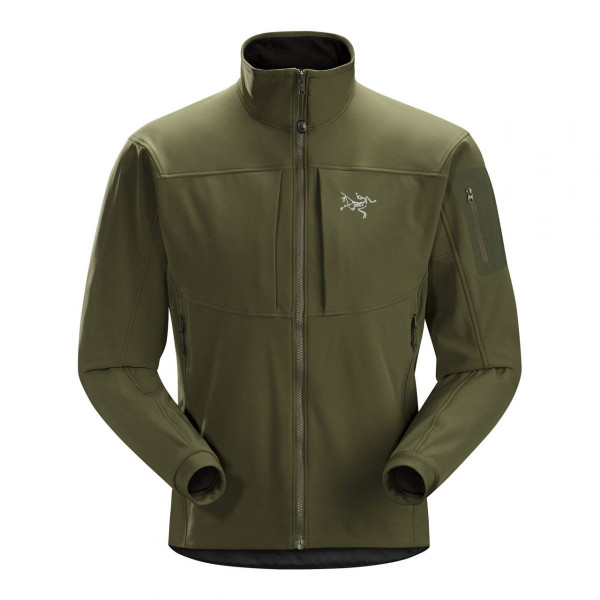 Herren Softshelljacke Gamma MX Jacket