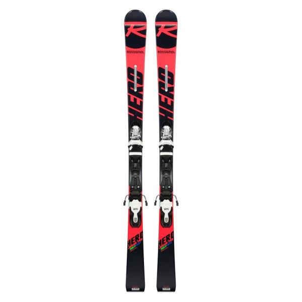 Kinder Ski Hero JR Multi-Event XP + Bindung 2018/19