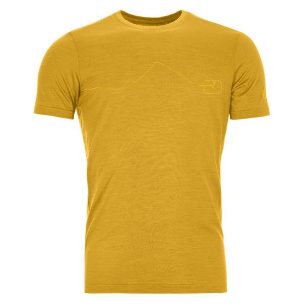 Herren Shirt Merino 120 Tec Mountain T-Shirt