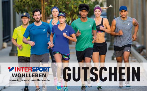 INTERSPORT Wohlleben Filialgutschein 75 Euro