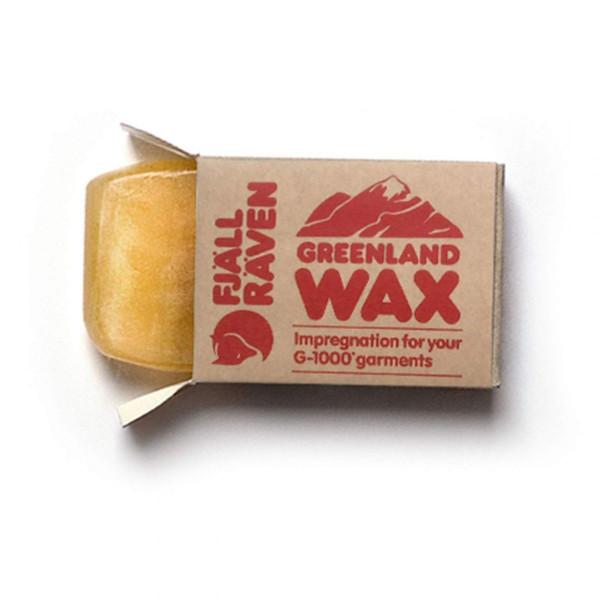 Wachsimprägnierung Greenland Wax