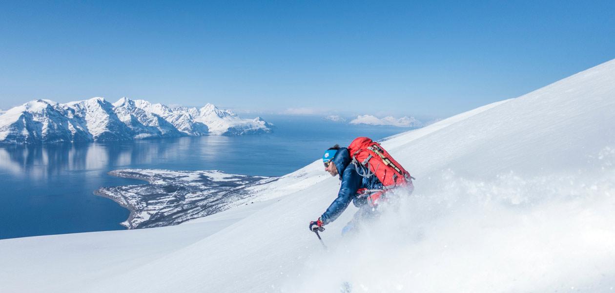Skihandschuhe kaufen Freeride Skiing