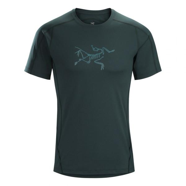 Herren T-Shirt Phasic Evolution Crew