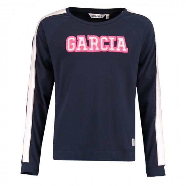 Mädchen Sweatshirt mit Logo