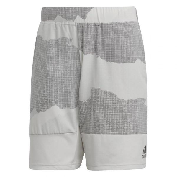 Herren Laufhose Camo Shorts