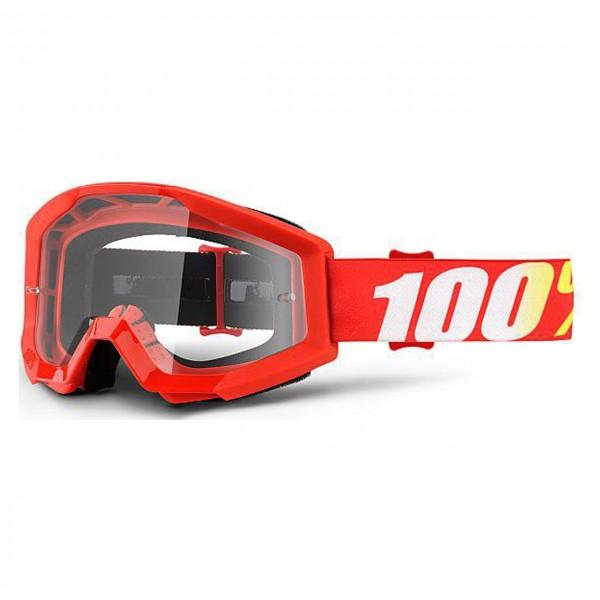 MTB Brille Strata Goggle Anti Fog Clear Lens