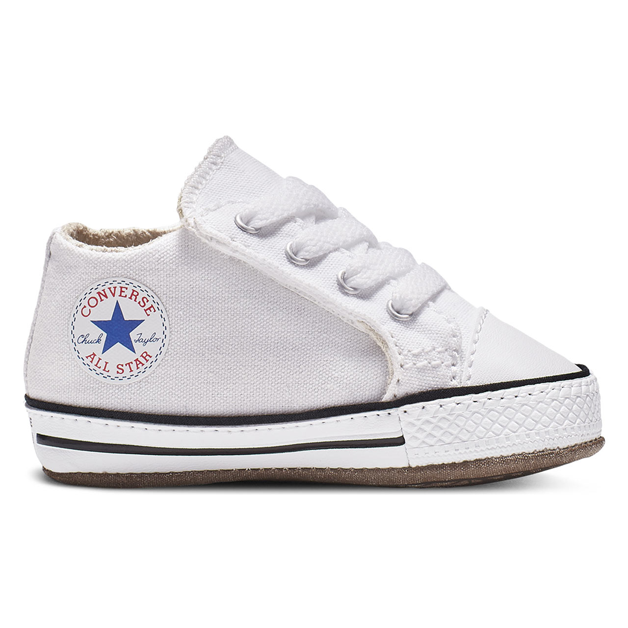 Baby Sneaker Chuck Taylor All Star Cribster weiß