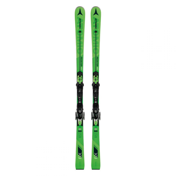 Allmountain Ski Redster X9 + Bindung 2018/19