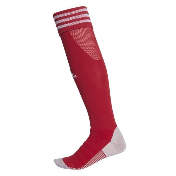 Fußballsocken Adisock 18 Rot